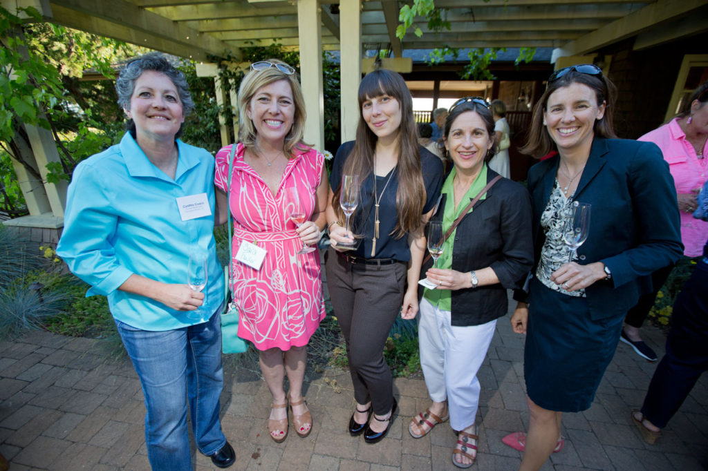 DeLoach - Cindy Cosco, Sarah Fowler, Linda Trotta and the Boisset Team