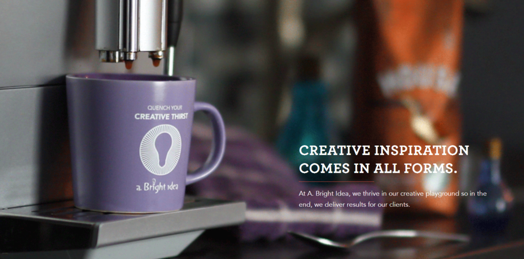 Creative Culture Ideas, coffee mug