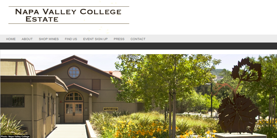 Napa Valley College Winery