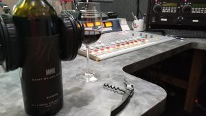 Saint Helena Winery Cabernet Sauvignon in KSVY studio