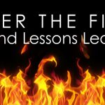 After the Fires: Beyond the lessons learned. Event Summary