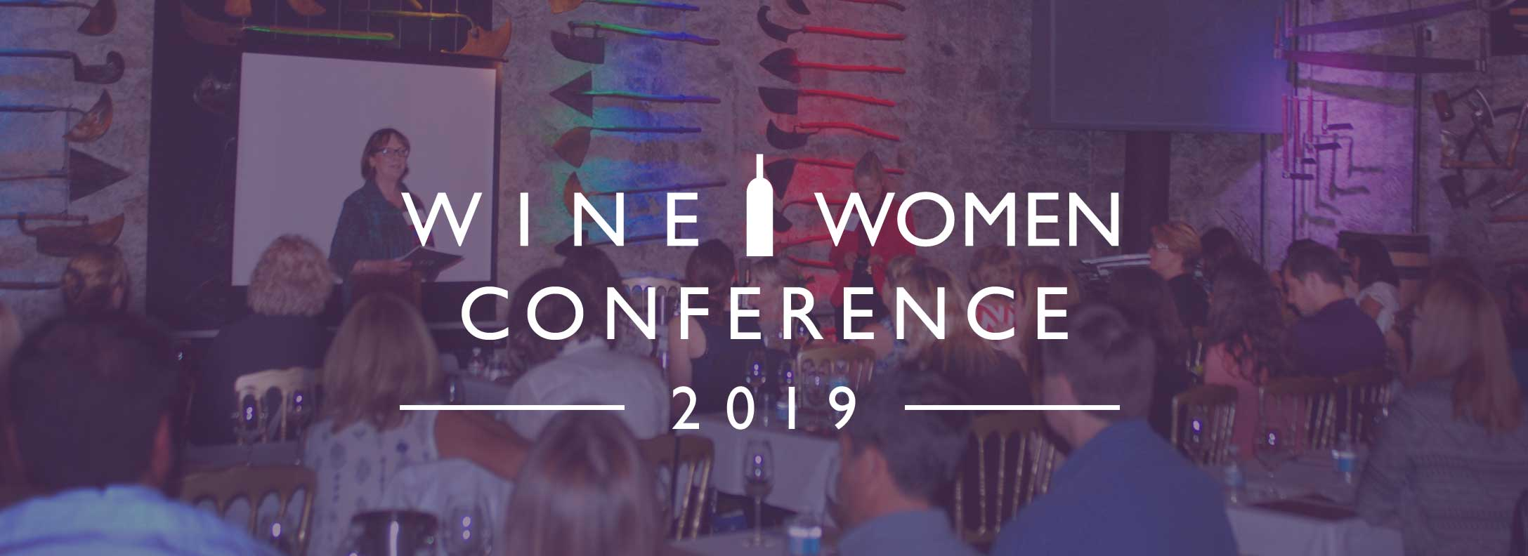 WINE WOMEN CONFERENCE 2019