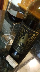 Theopolis Vineyards Petite Sirah
