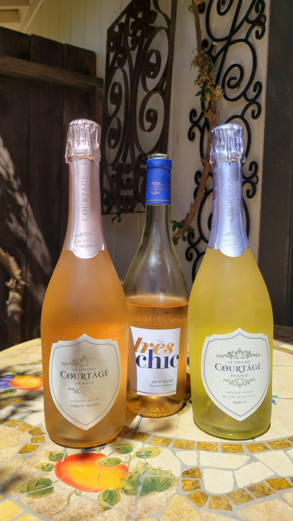 Le Grand Courtage wines