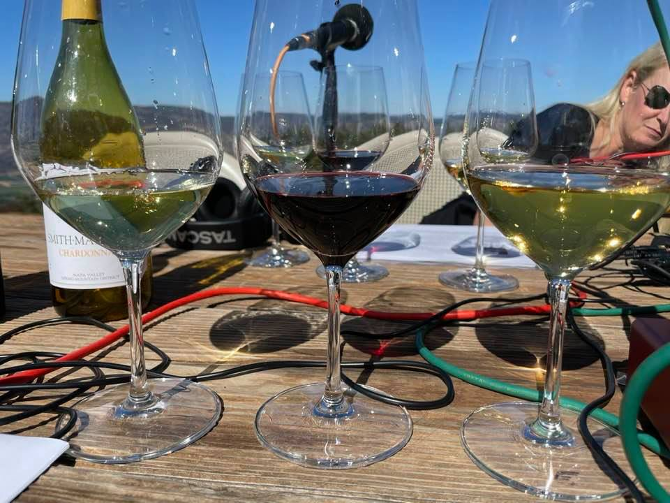 Smith Madrone Wines by Misty