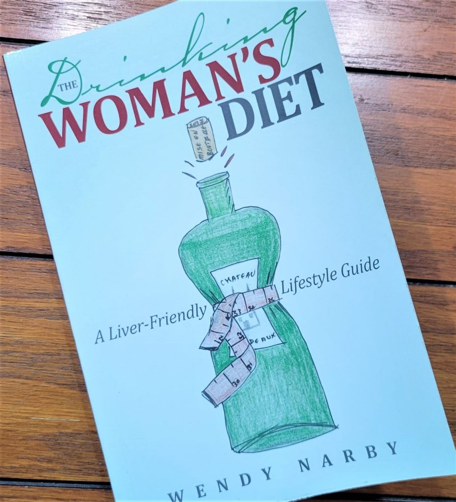 The Drinking Woman's Diet book