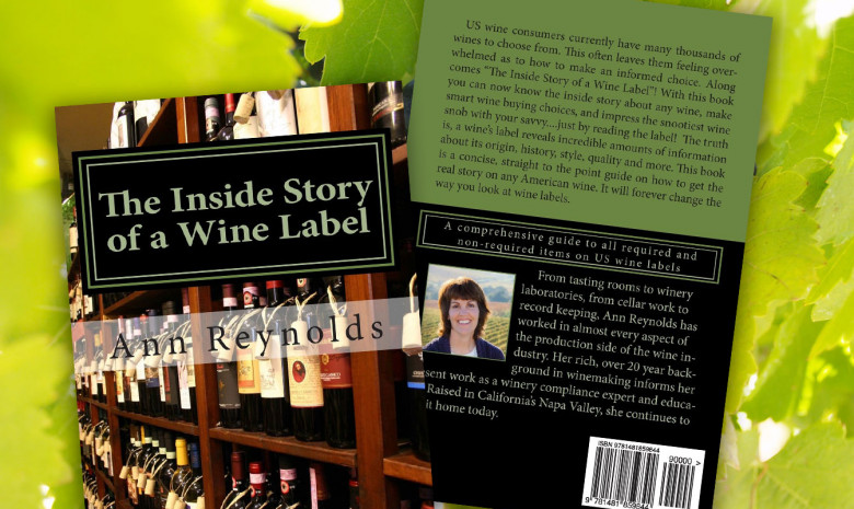 "25% Off ""The Inside Story of a Wine Label"" Book"